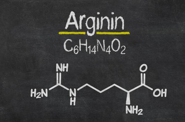 L-Arginin Formel