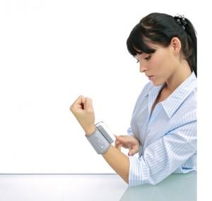 Bluthochdruck ist ein chronisches Krankheitsbild