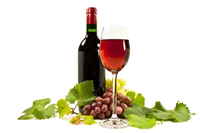 Rote Trauben enthalten besonders viel Resveratrol, einem wirksamen Antioxidans gegen freie Radikale