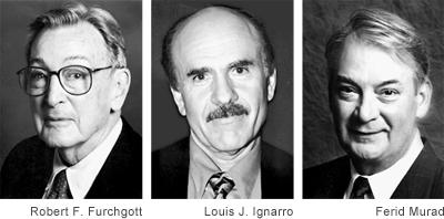 Arginin Nobelpreisträger